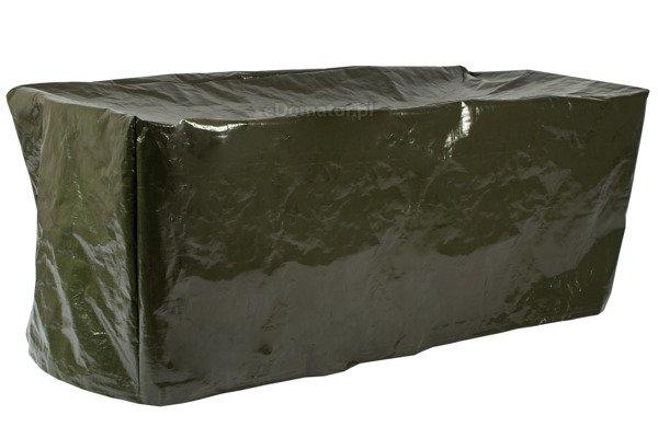 Gruby pokrowiec na meble ogrodowe 230x130x90 cm - zielony