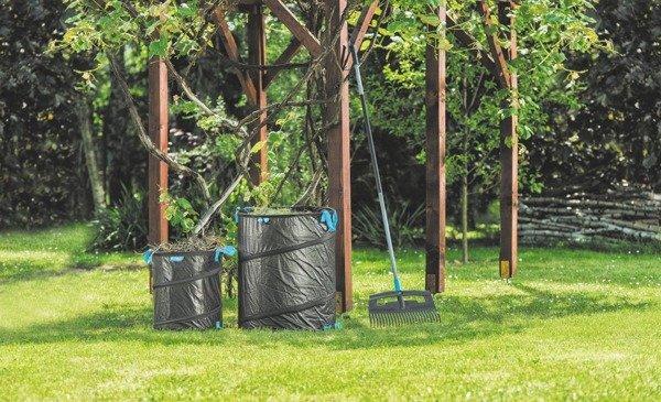 Kosz ogrodowy 172 litry CELLFAST