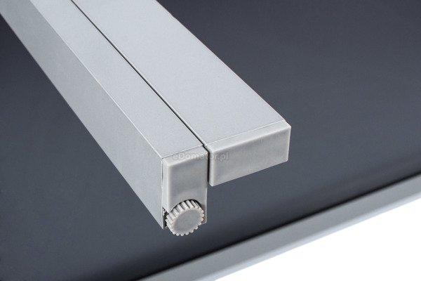 Meble ogrodowe aluminiowe WENECJA MAX Stół 180cm i 8 krzeseł