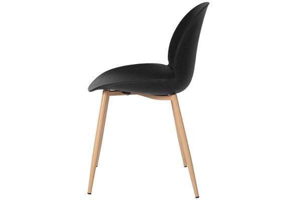 OUTLET - krzesło do jadalni GALA - czarne