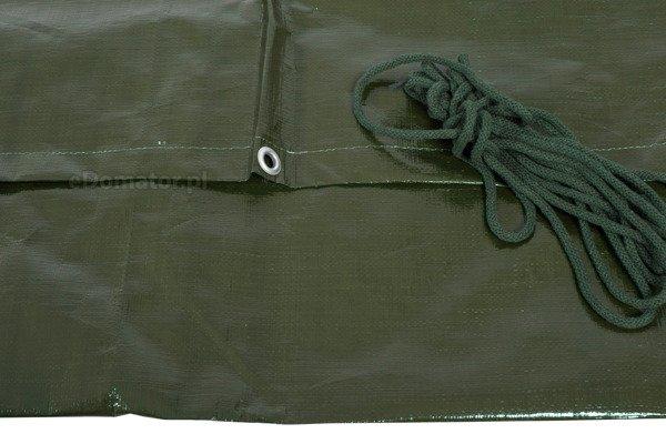 Gruby pokrowiec na huśtawkę ogrodową 230x120x170 cm - zielony