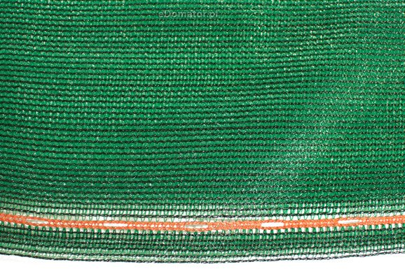 Siatka cieniująca 1,25x25m 95% 170g/m2  UV Zielona
