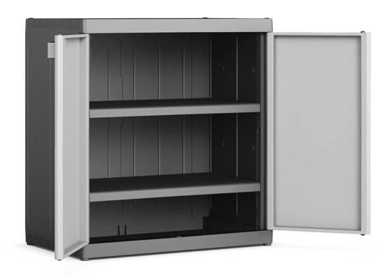 Szafka garażowa komoda KETER KIS LOGICO Low Cabinet XL