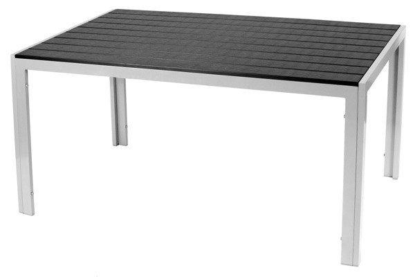 WYPRZEDAŻ - Stół ogrodowy MODENA - Czarny