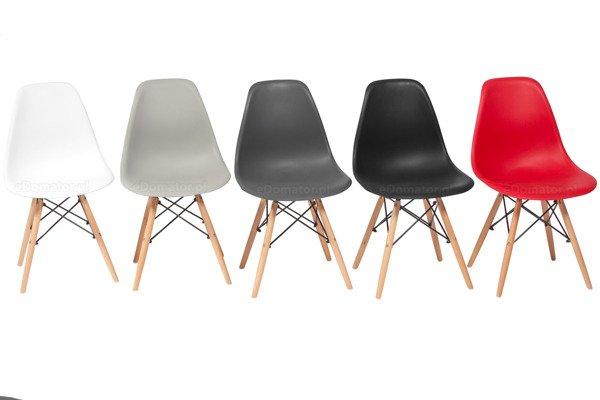 Zestaw mebli do jadalni MEDIOLAN okrągły stół i 4 krzesła